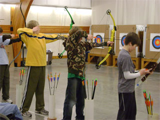 Scouts and Archery